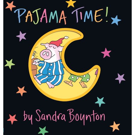 Pajama Time! - Boardbook