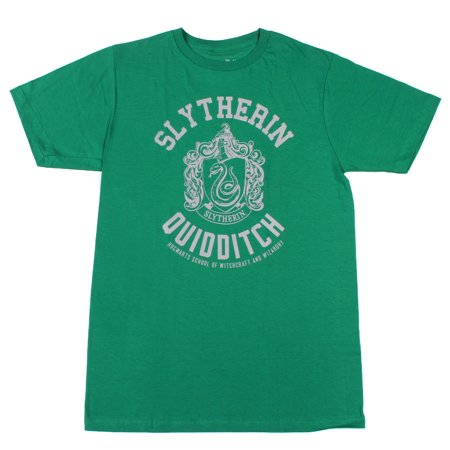 Harry Potter Slytherin Quidditch Team Adult (Harry Potter Quidditch World Cup Teams)