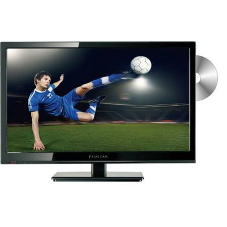 Proscan Pledv2213a 22″ Tv/dvd Combo – Hdtv – 16:9 – 1366 X 768 – 720p – Led – Atsc – Ntsc – 1 X Hdmi (pledv2213a)