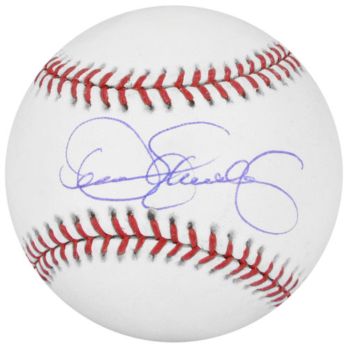 Dennis Eckersley Oakland Athletics Autographed Baseball