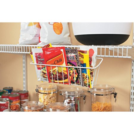 Closetmaid Large Packet Pal More Wire Shelving Accessory