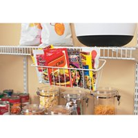 Closetmaid® Large Packet Pal Store More Wire Shelving Accessory