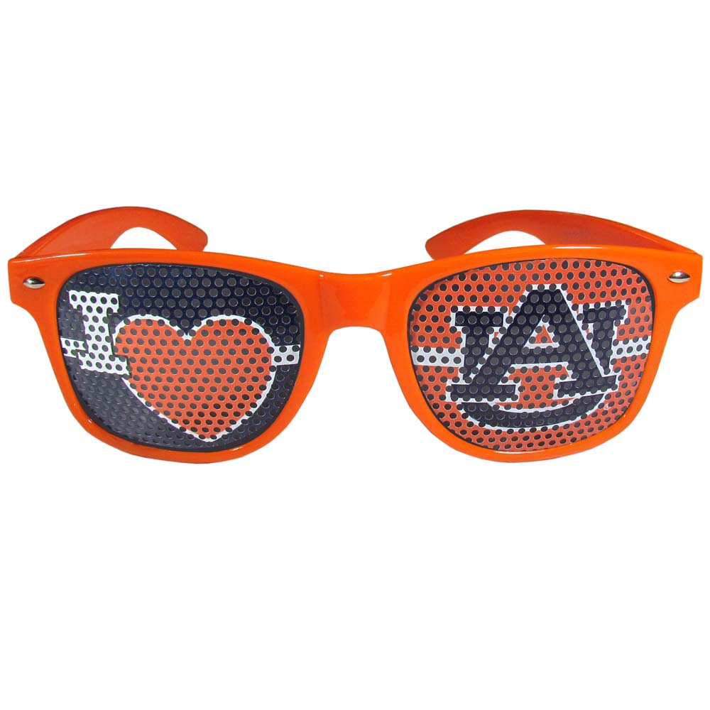 Auburn Tigers I Heart Game Day Shades (F)