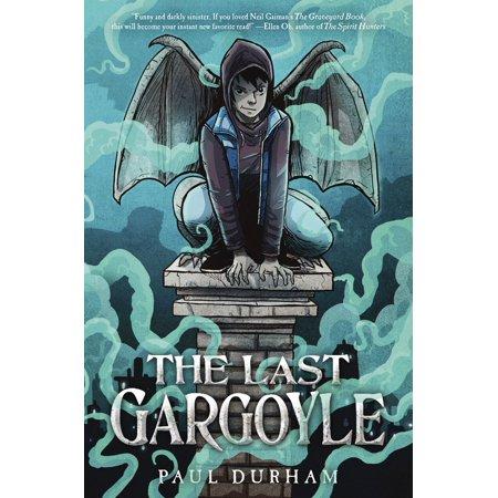 The Last Gargoyle - Gargoyle Feet