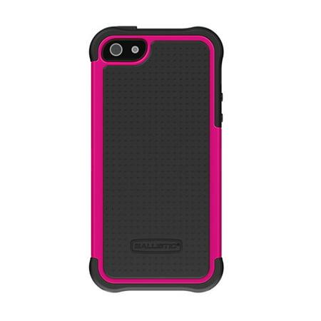 Ballistic SG0926-M365 iPhone 5/5S SG Case Pink / Black (Tiffany Co Iphone Case)