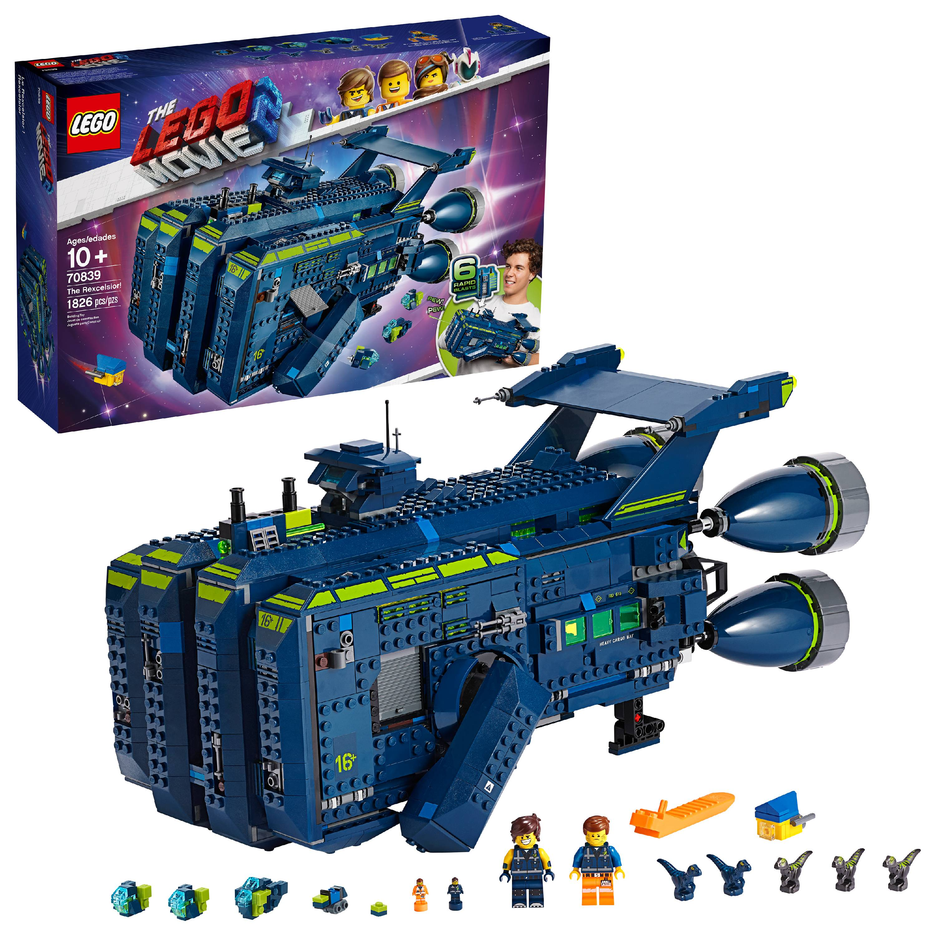 LEGO Movie The Rexcelsior! 70839
