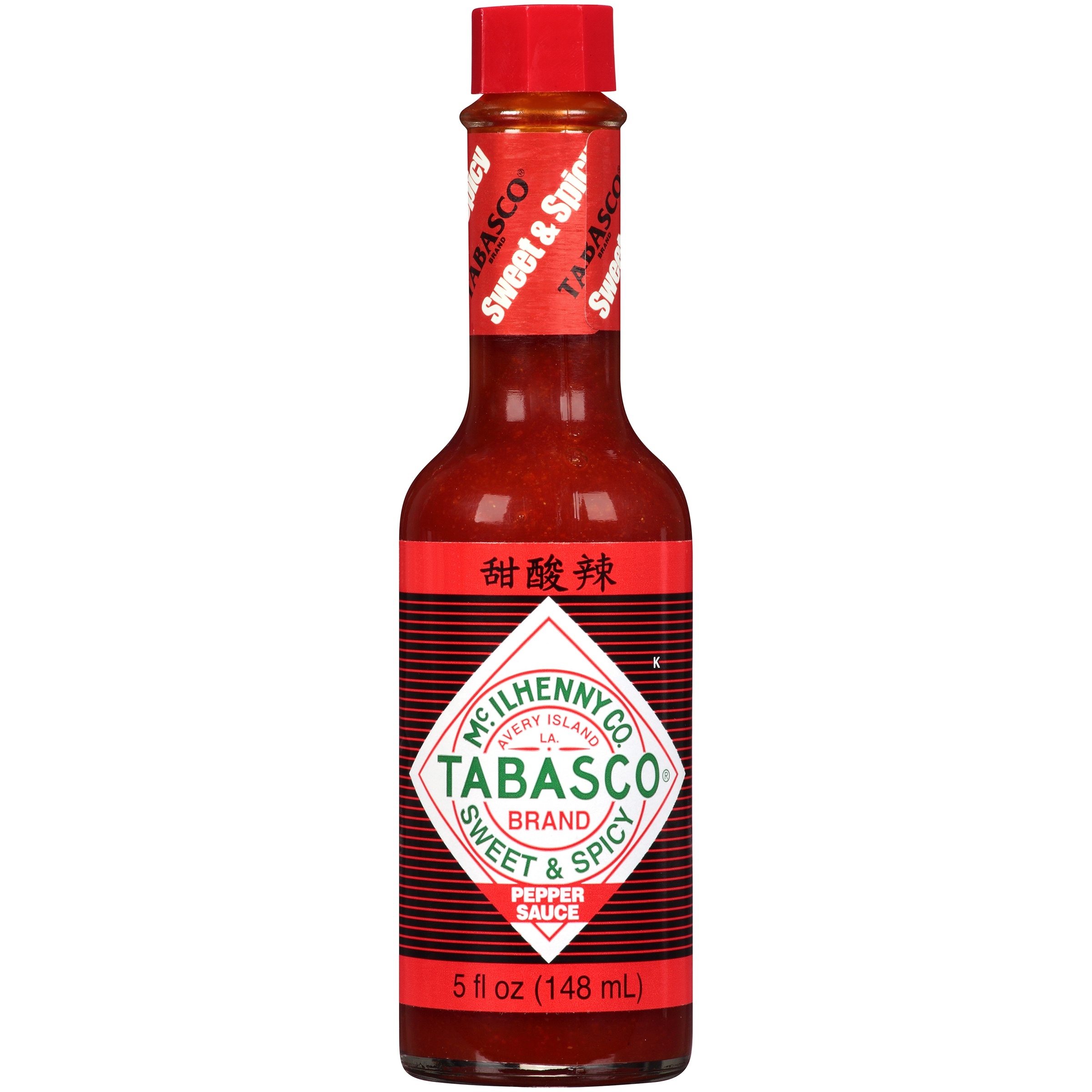 TABASCO® Brand Sweet & Spicy Pepper Sauce 5 fl. oz. Bottle - Walmart.com
