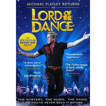 Returns As Lord of the Dance ( (DVD))](The Halloween Dance)