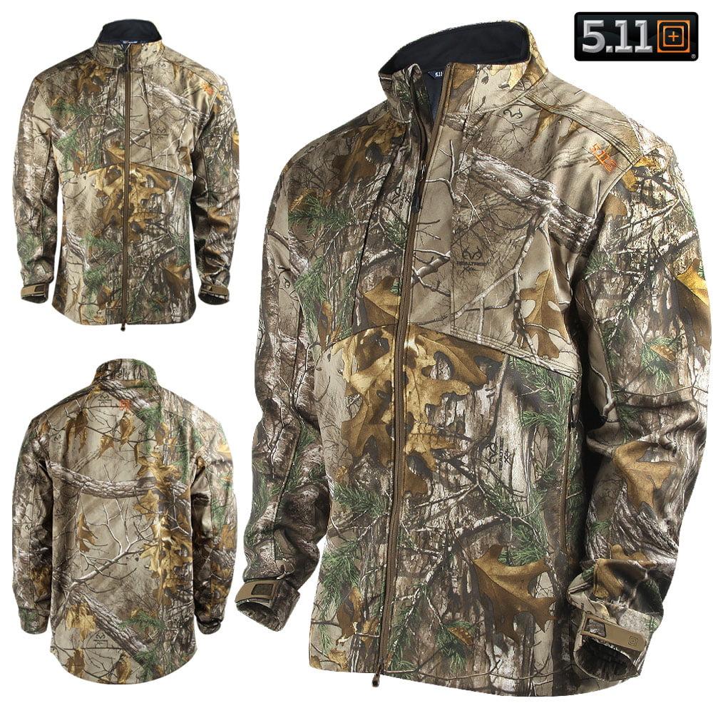 5.11 sierra softshell jacket realtree xtra (2x) by