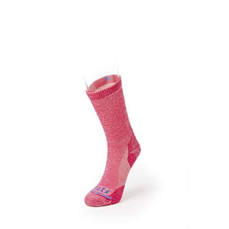 FITS Women's Light Rugged - Crew: Cerise M - image 1 de 1