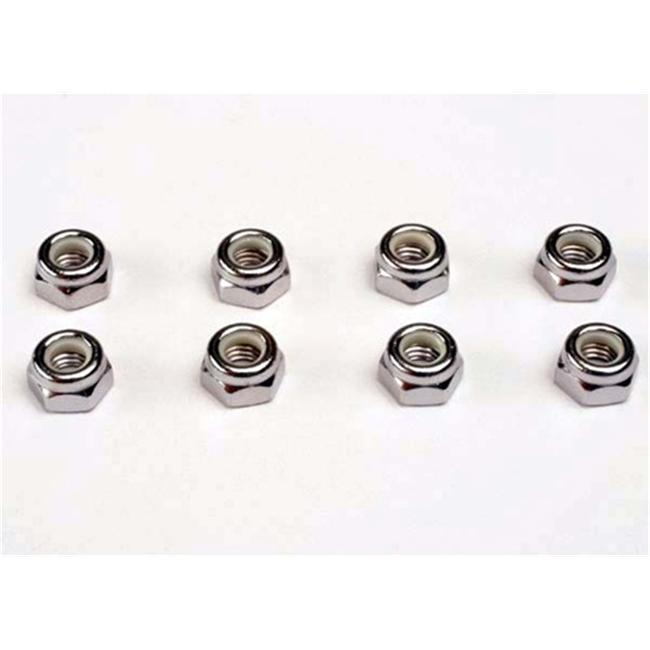 Traxxas TRA4147 5mm - 8 Nylon Locking Nuts