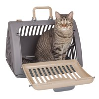"""SportPet Designs Collapsible Walk-In Cat Carrier, 18""""L"""