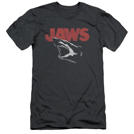 Jaws Cracked Jaw Mens Slim Fit Shirt