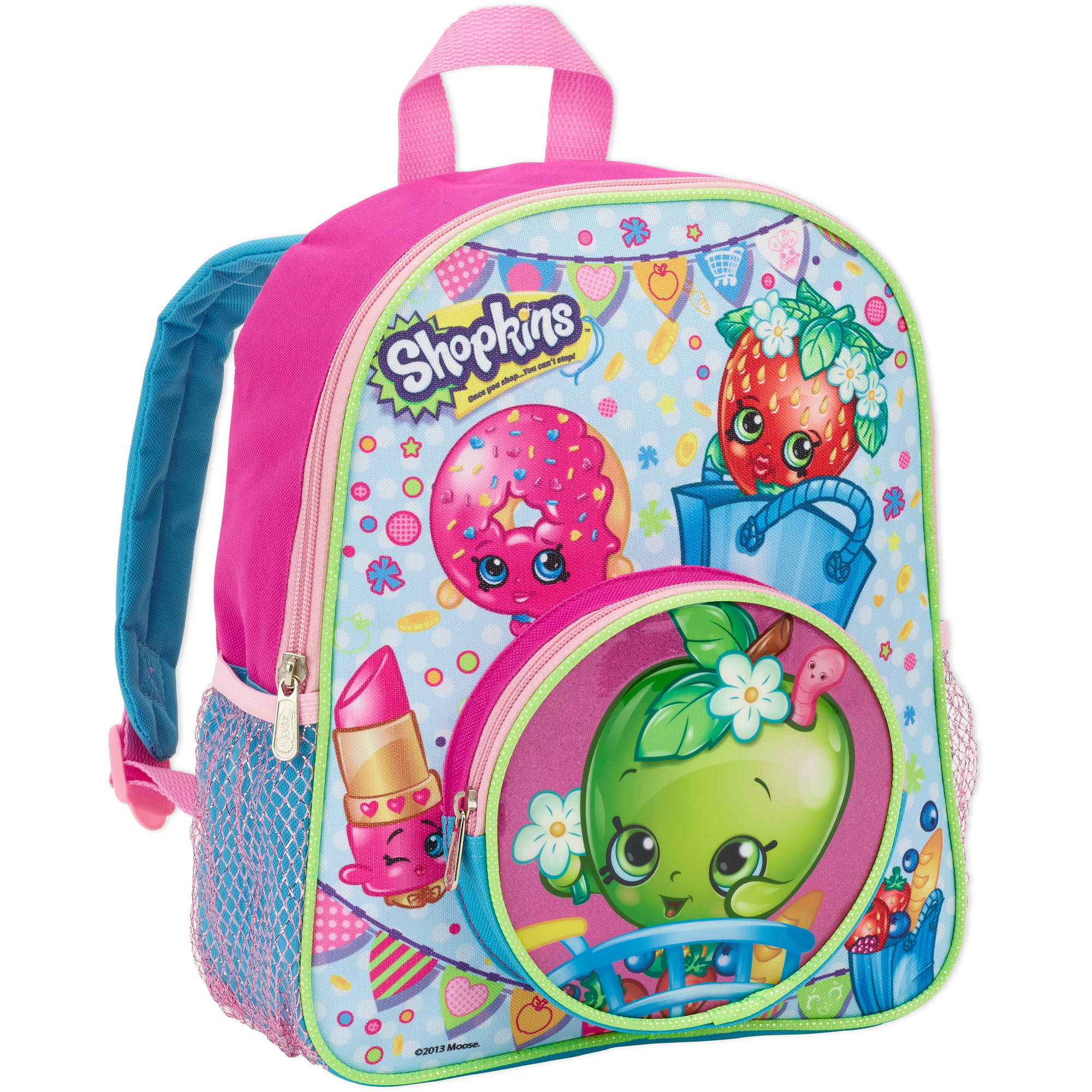 "Moose Entertainment Shopkins 12"" Backpack"