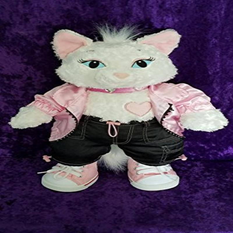 Build-A-Bear Workshop Sassy Kitty ### by