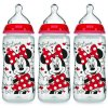 Nuk Disney Baby Wide-Neck Bottles 0+m - 3 CT