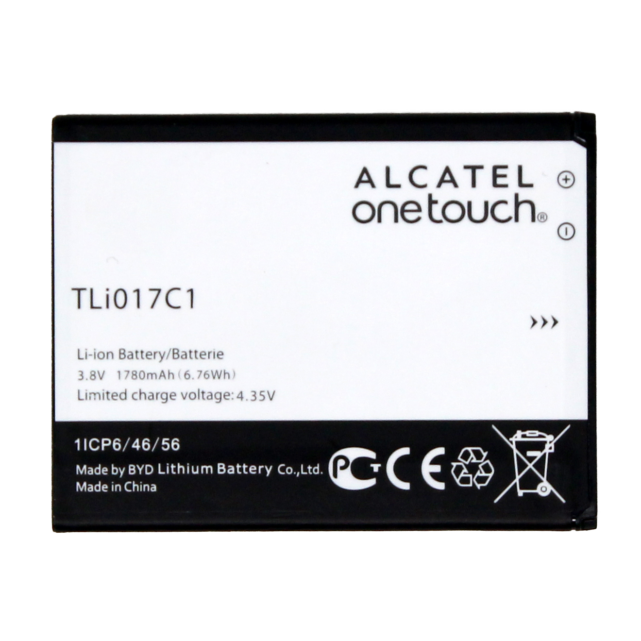 for Alcatel OneTouch Dawn Replacement Battery TLi017C1