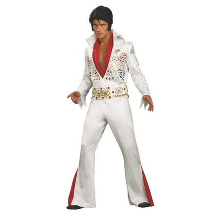 Halloween Elvis Grand Heritage Adult Costume](Elvis Costume Ideas)