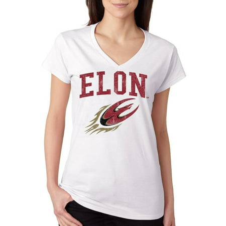 J2 Sport Elon University Phoenix NCAA Jumbo Bleach Junior - Ncaa Arizona University