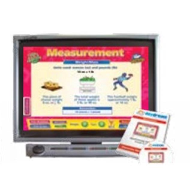 Daydream Education DD-MA-5-33 Measurement Interactive Software , Single User
