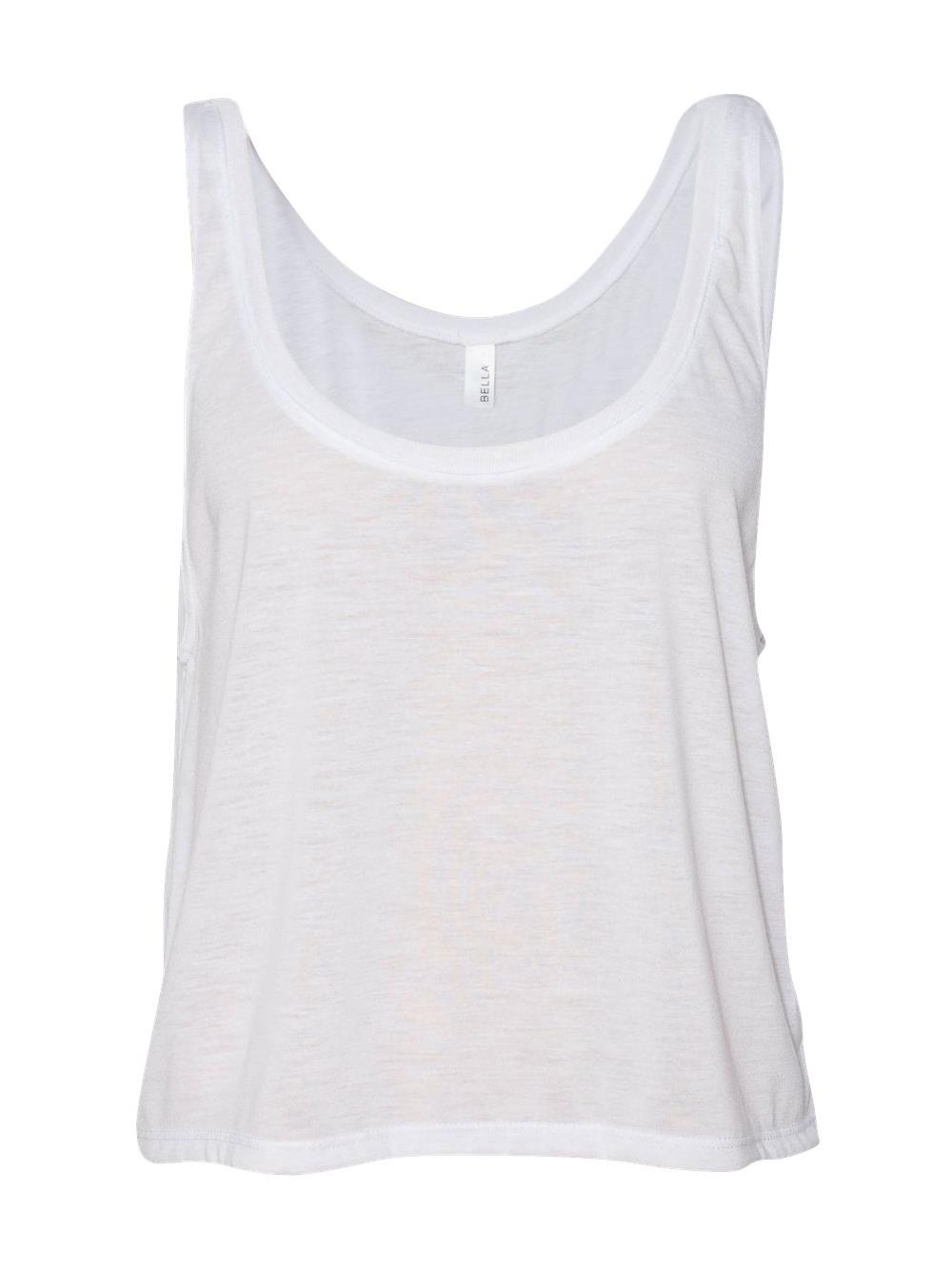Bella + Canvas T-Shirts Women's Flowy Boxy Tank 8880