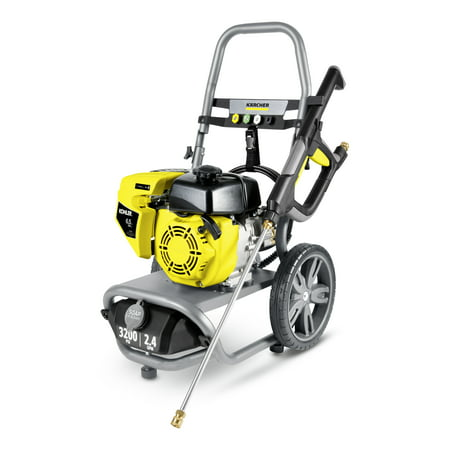 Karcher G3200XK 3200 PSI Gas Pressure Washer, Kohler
