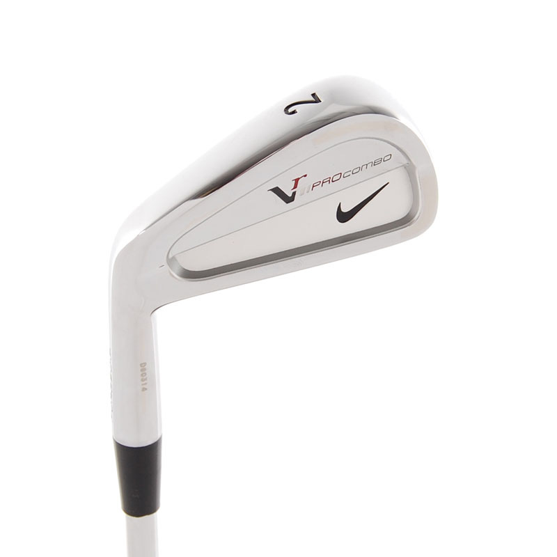 New Nike VR Pro Combo 2-Iron FST Stiff Flex Steel LEFT HANDED VR Pro Combo