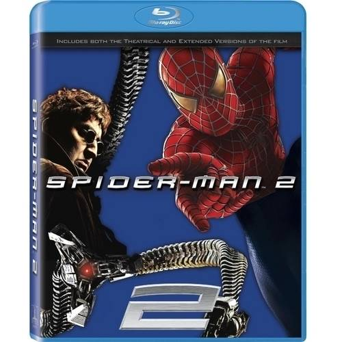 Spider-Man 2 (2004) (Blu-ray) (Anamorphic Widescreen)