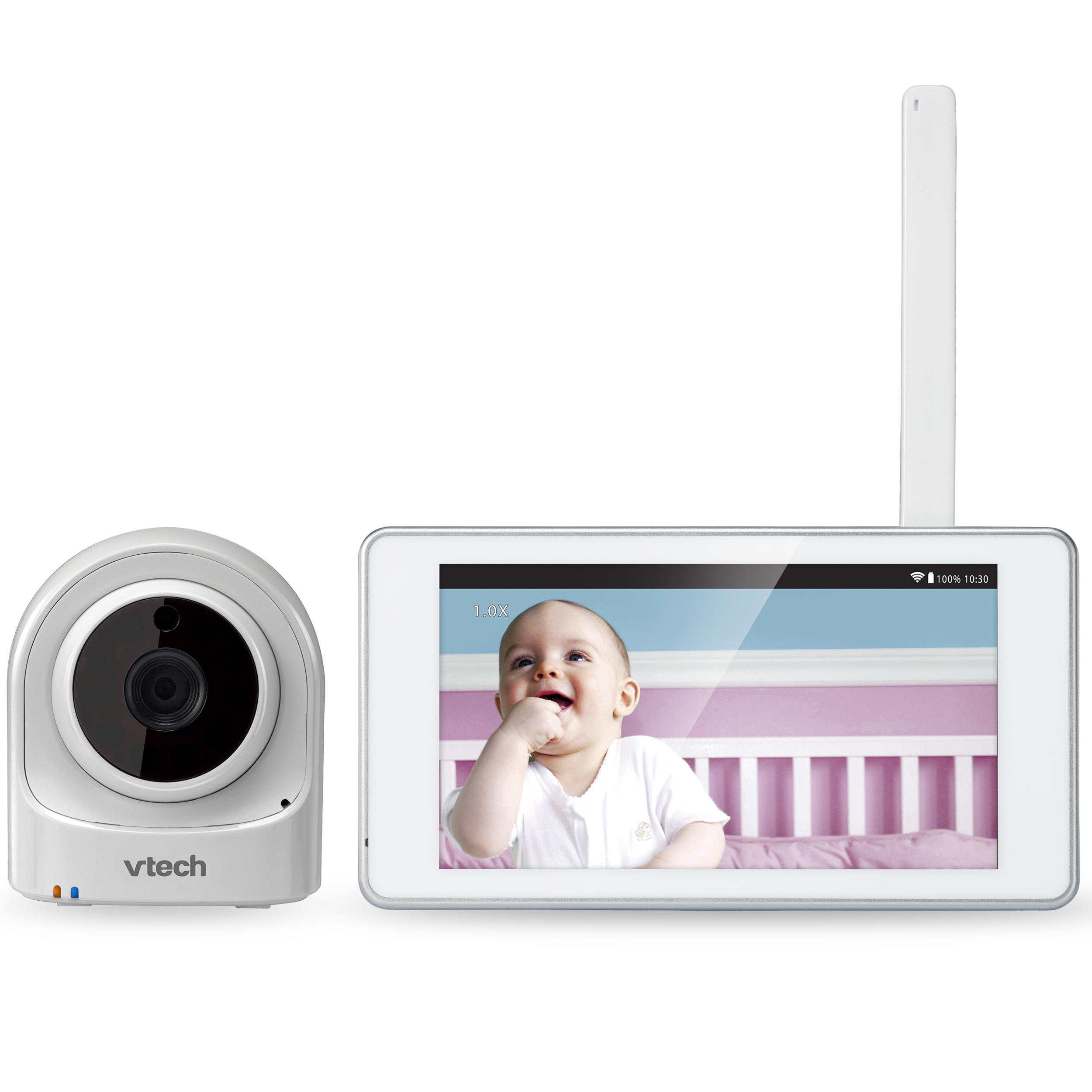 VTech VM981, Wi-Fi Video Baby Monitor, Remote Access