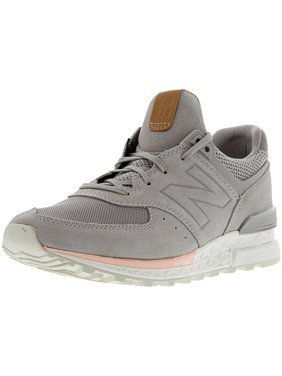 f05622637c10a Product Image New Balance Ws574 Leather Fashion Sneaker - 8.5M - Pmc