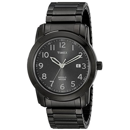 Men's Highland Street Watch, Gray Stainless Steel Expansion Band