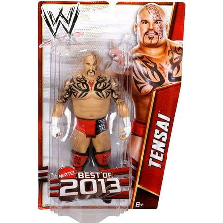 WWE Wrestling Best of 2013 Tensai Action - Wwe Best Of Halloween Havoc