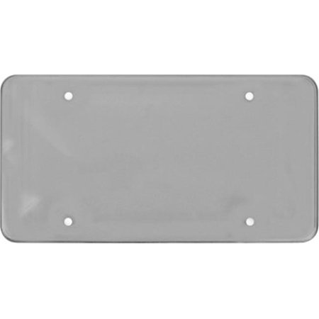 Custom Accessories 92529 Flat Plate Protector, Smoke