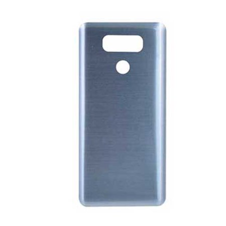 Verizon Housing - Back Cover for LG G6 - Silver