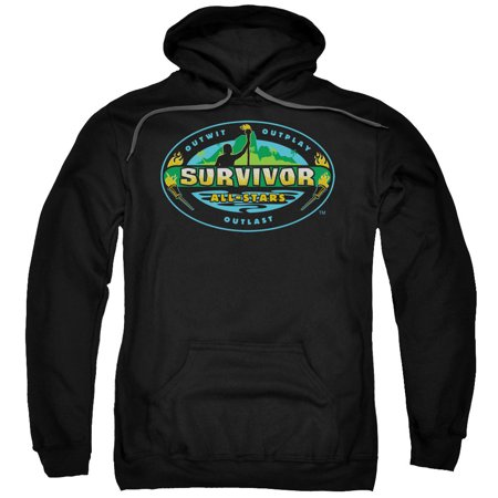 Survivor - All Stars - Pull-Over Hoodie - XXX-Large All Star Pullover