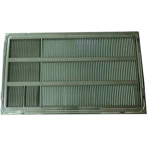 "LG Electronics AXRGALA01 Stamped Aluminum Rear Grille for 26"" Wall Sleeve for Room Through the Wall Air Conditioner"