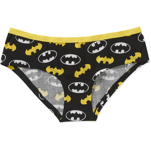 Dc Comics W355319 Bat Girl Panty - S