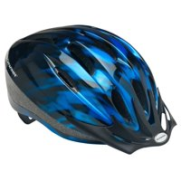 Schwinn Intercept Adult Bicycle Helmet, ages 14 and up, Blue