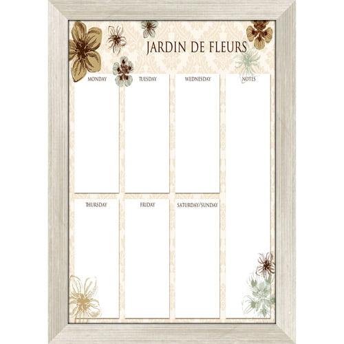 Pro Tour Memorabilia Jardin De Fleurs Whiteboard
