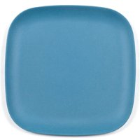 7.5 in. Salad Plates, Caribbean Blue - Set of 4
