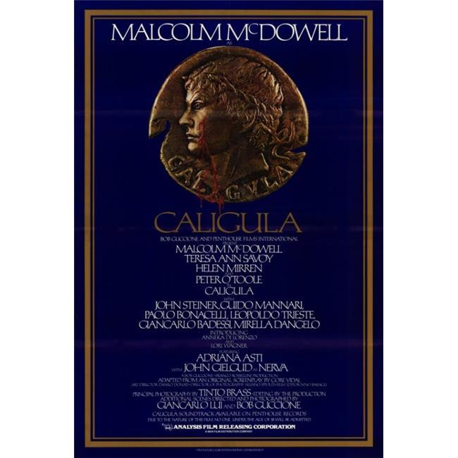 Posterazzi MOVIF3432 Caligula Movie Poster - 27 x 40 in. - image 1 de 1