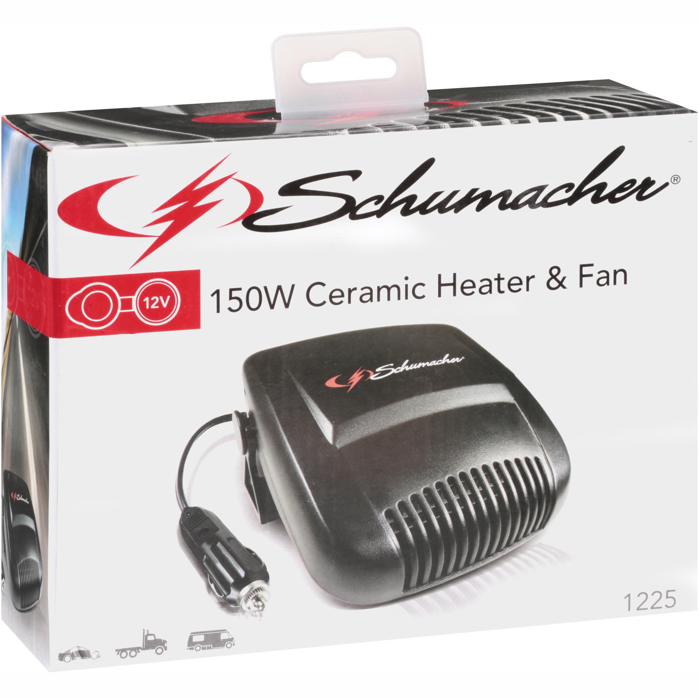 Schumacher 150w Ceramic Heater Fan Walmartcom