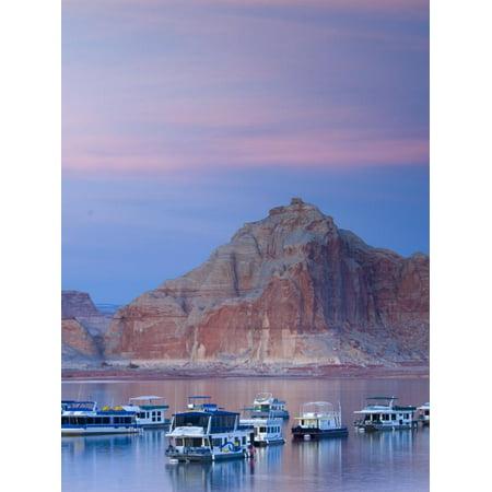 Arizona, Nr Page, Wahweap, Lake Powell, USA Print Wall Art By Alan Copson (Lake Powell Print)