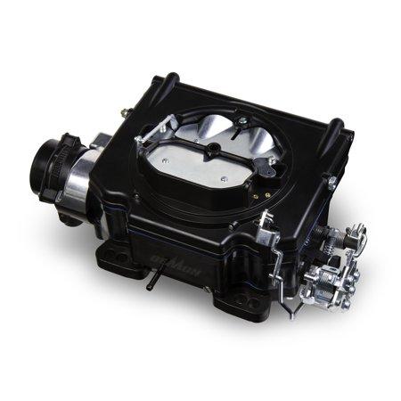 Demon Carburetion 1904BK Street Demon Carburetor; 750 cfm; Vacuum Secondary; Electric Choke; Triple Stack Booster; - Vacuum Secondary Electric Choke Carburetor