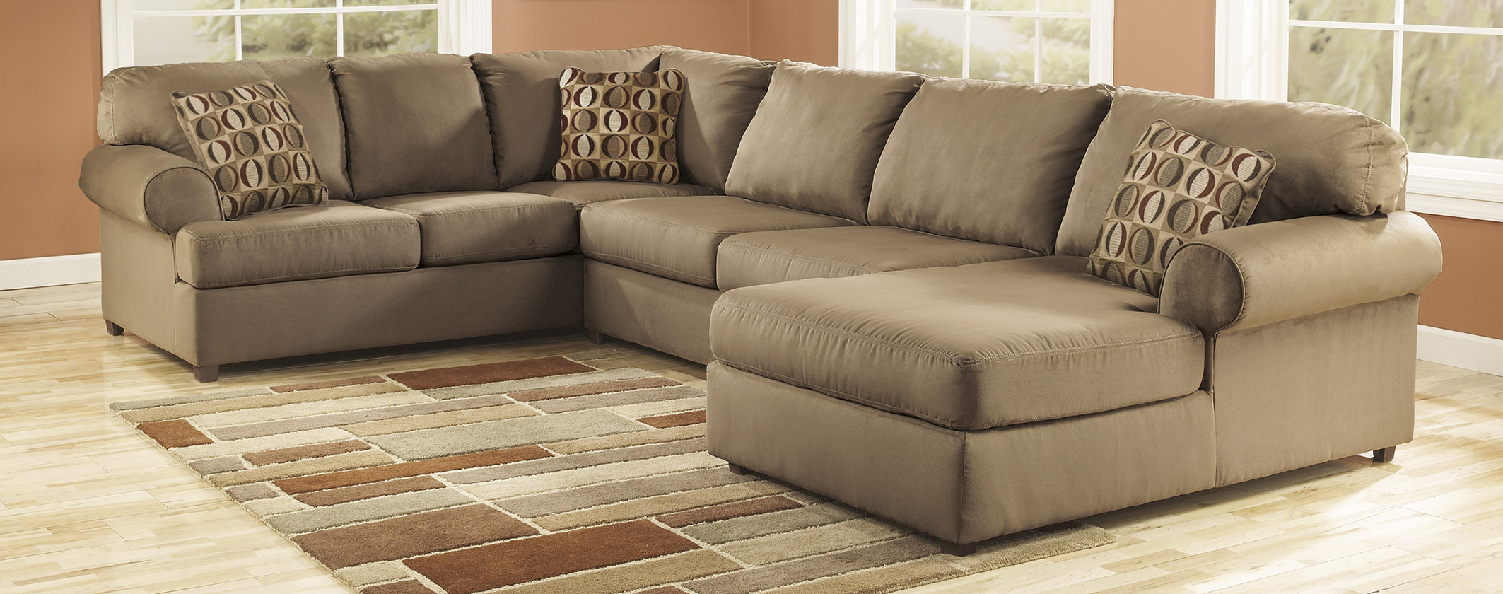 cowan sectional sofa with left arm facing sofa armless