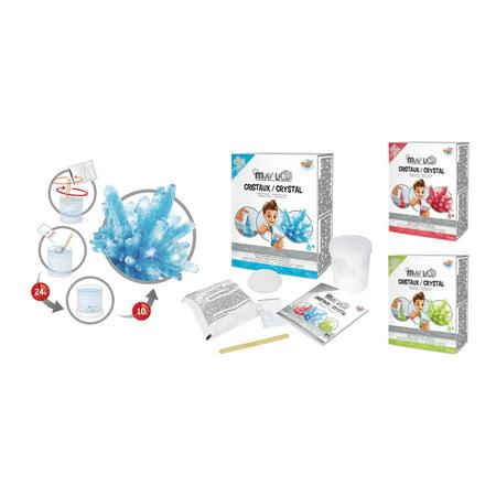 Buki Sciences Mini Lab - Crystals Kit