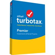 TurboTax Premier (Federal and State) for Windows/Mac, Tax Year 2016