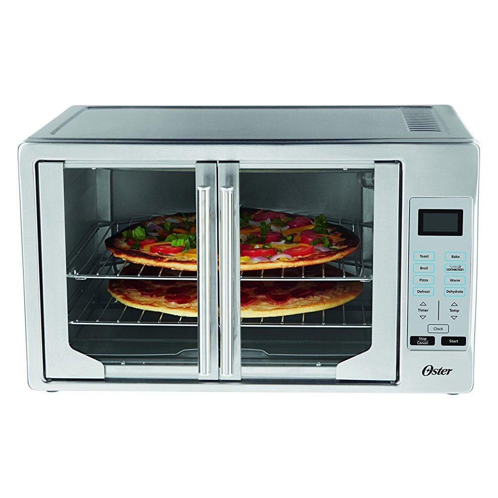 Oster TSSTTVFDDG Digital French Door Oven - Stainless Steel