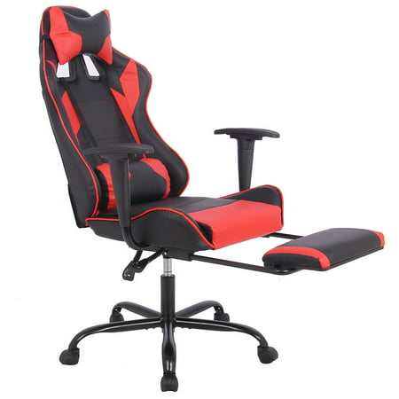 Gaming Chair High Back Office Chair Racing Style Lumbar
