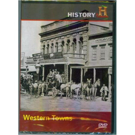 Image of Wild West Tech: Western Towns